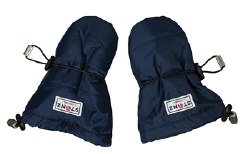 Infant Mittz 12-24m Navy