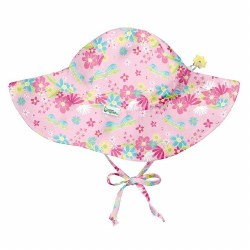 Sun Hat Dragonfly Floral 0-6m