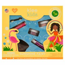 Sunshine Fairy Natural Mineral Play Makeup Kit