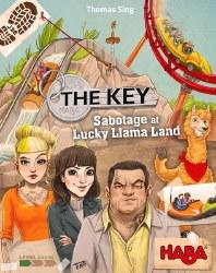 The Key - Sabotage at Lucky Llama Land