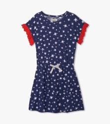 Twinkle Cinched Waist Dress 8