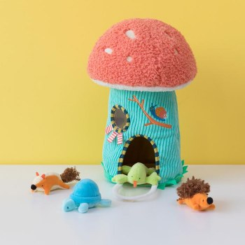 Toadstool Cottage Fill & Spill