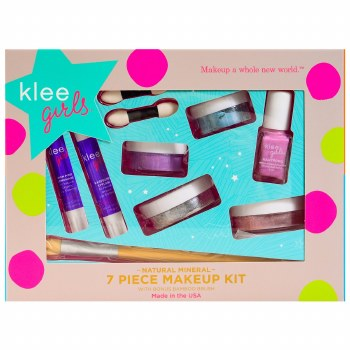 Up and Away 7pc Natural Mineral Makeup Play Kit