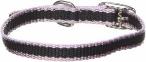 3/8x12 RosePink 3Stripe Collar