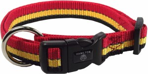 1x18-26 Red-Yellow-Blk Collar