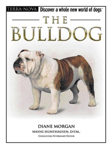 The Bulldog Hard Cover Book