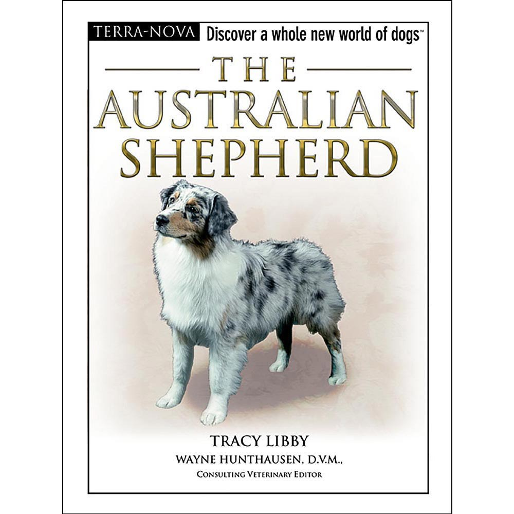 The Australian Shepherd Bk