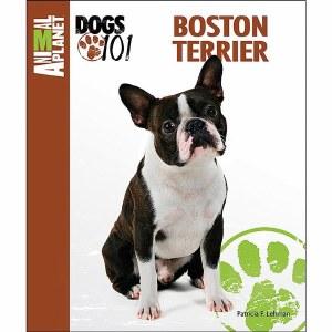 The Boston Terrier Book