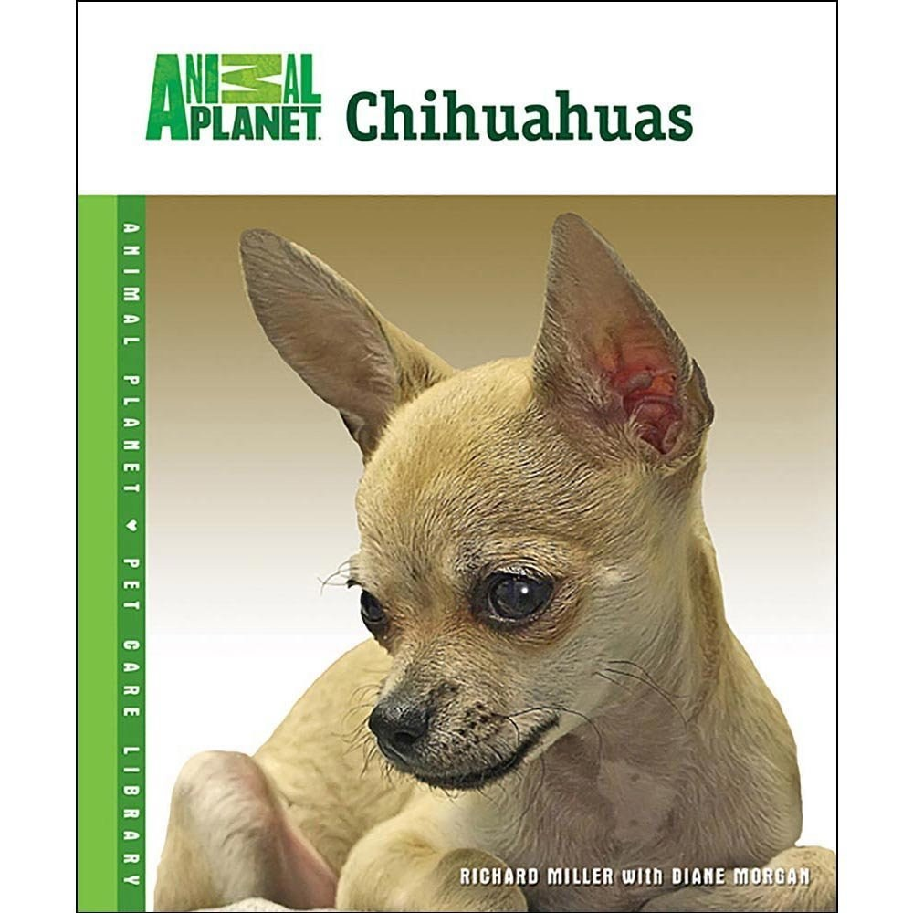 Chihuahuas Hard Cover Book