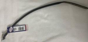 3/8x14 Round Latigo Collar Blk