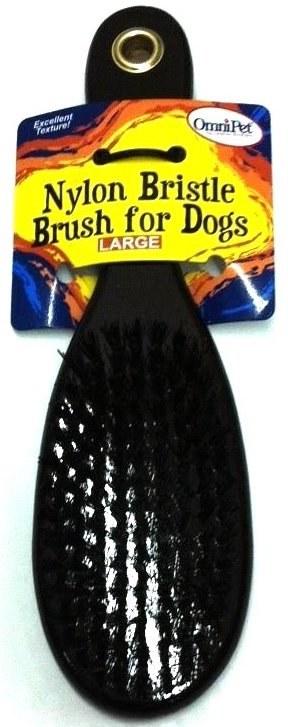 Nylon Bristle Brush Large