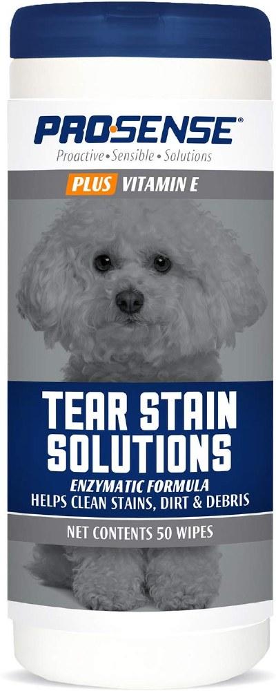 ProSense Tear Stain Wipes 50Ct