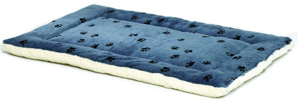 Reverse Paw Print Bed 36 Inch
