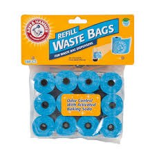 Arm & Hammer Waste Bags 180ct