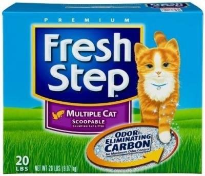 Fresh StepMulti-Cat Clump 20lb