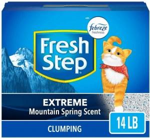 Fresh Step Extreme 14Lb