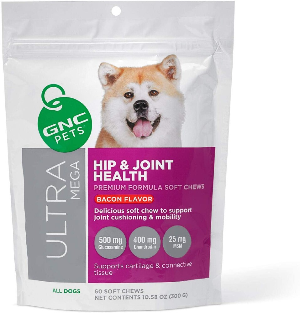GNC Hip-Joint Bacon 60Ct