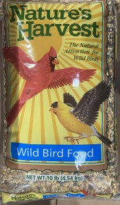 Natures Harvest Bird Seed 10lb