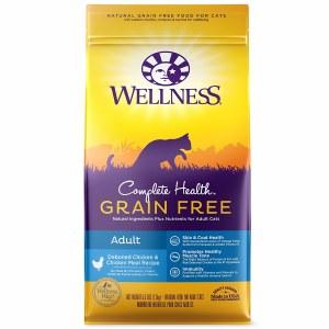 Wellness GF Chicken Cat 5.5Lb