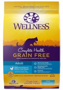 GF Wellness Cat Chicken 11.5Lb