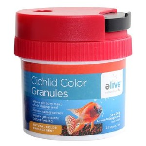 Cichlid Color Granules 3.5oz.
