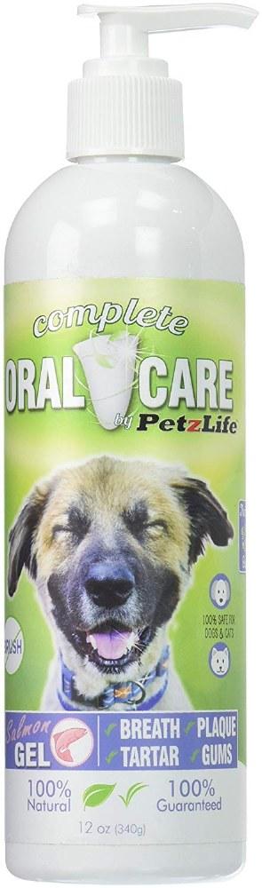 Salmon Oral Care Gel 12oz Gel