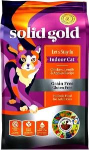 SolidGold Cat Chickn-Apple 3Lb