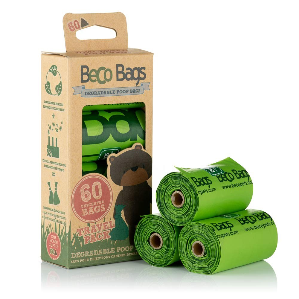 Beco Waste Bags 60Ct