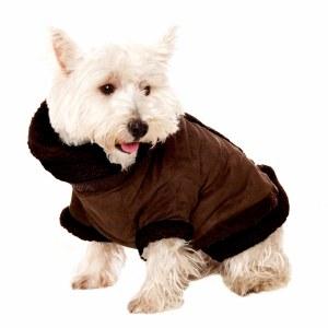 Coat Sm Brown-Brown Kumfy Pak
