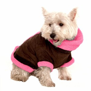 Sm Brown-Pink Warm-Cool Coat