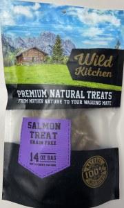 Premium GF Salmon Treats 14oz