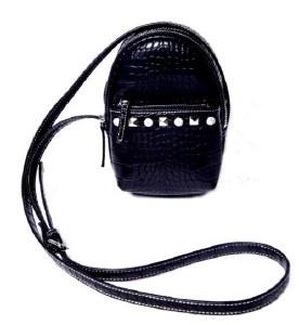 Dog Walker Bag Black