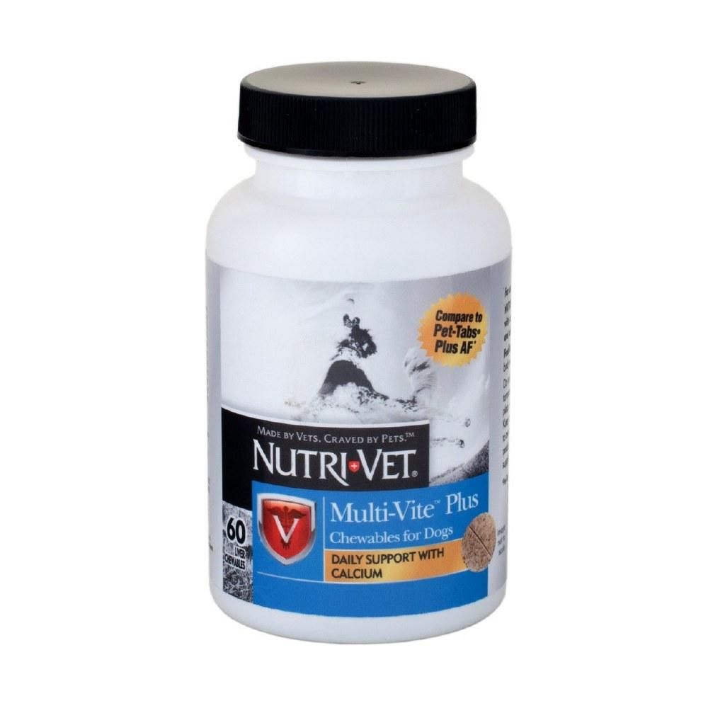 NutriVet MultiVite Plus 60 Ct
