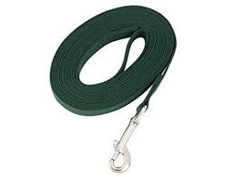 Green Cotton 6Ft Lead