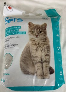 We Pets Clump 10lb Frsh Scent