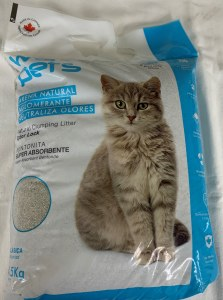 We Pets Clump 10lbs Unscented