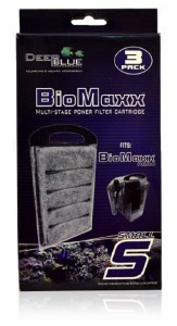 Deep Blue BioMaxx Nano 3pk