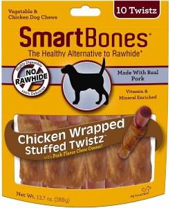 SB Chickn Wrapped Stuffed 10pk