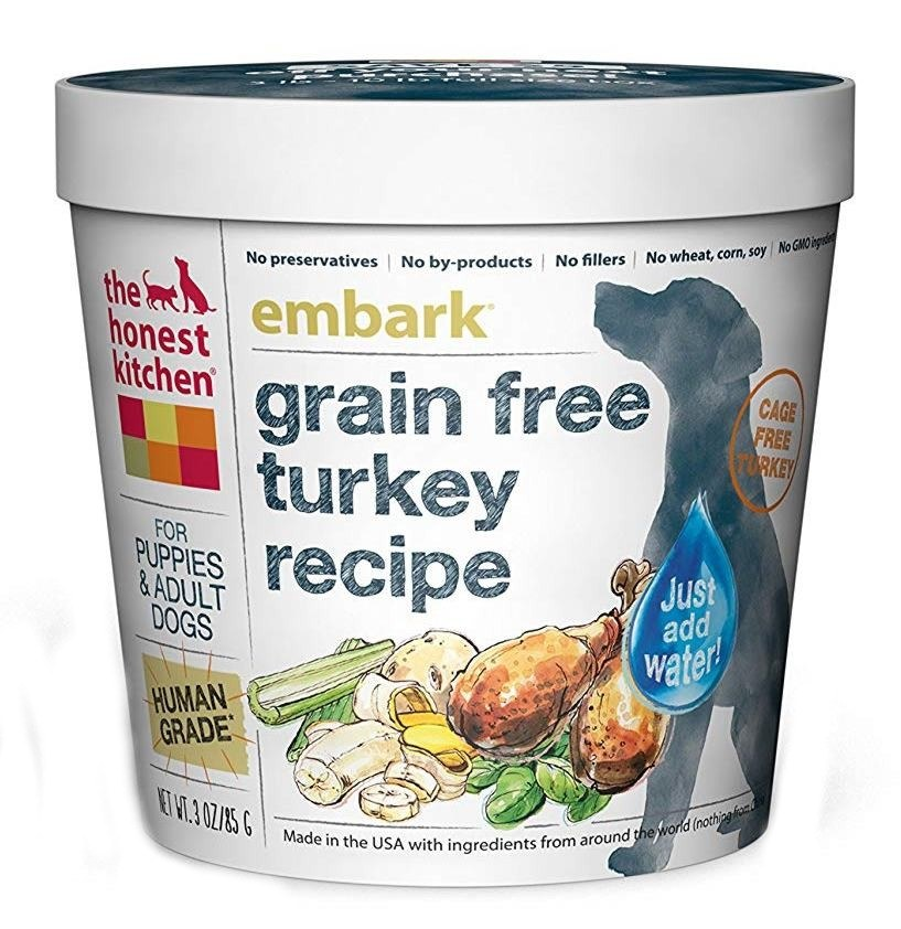 Hon Kitchen Embark Turkey 3oz