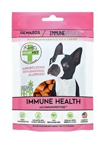 Immune Health Pumpkin Chews 30