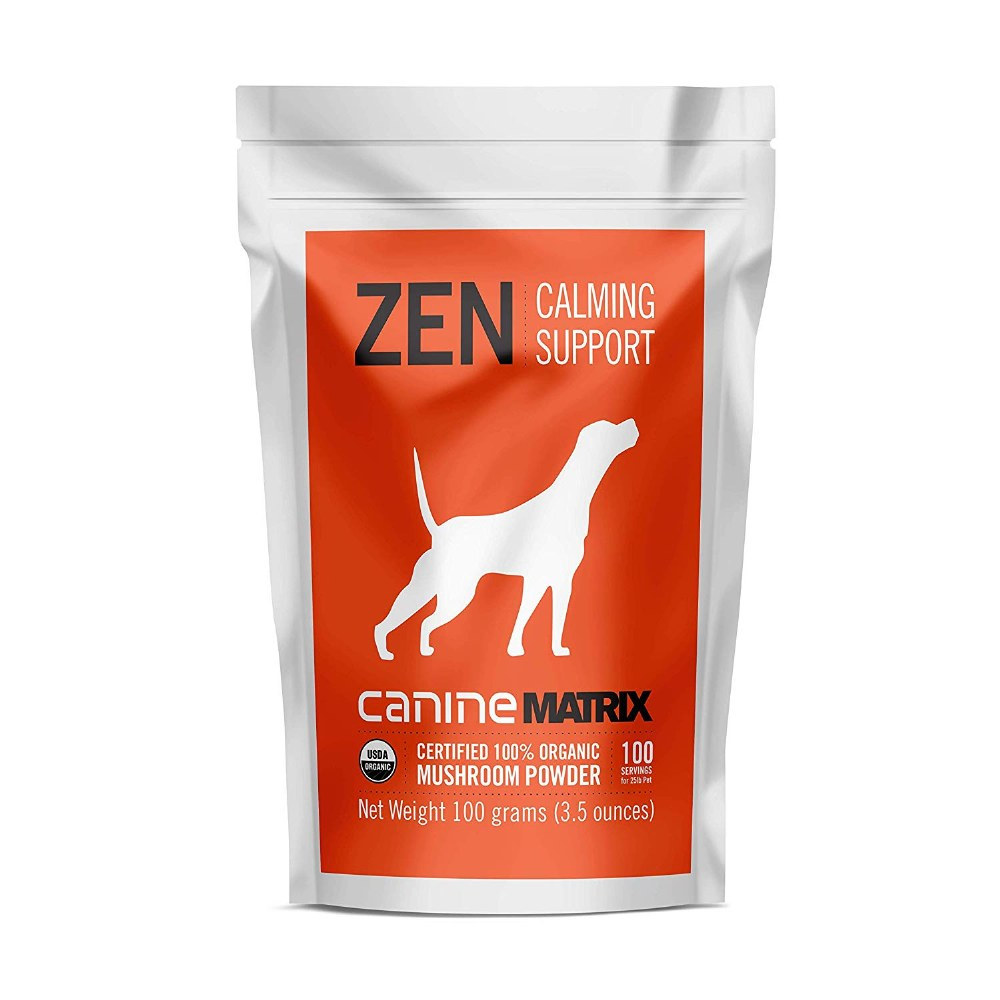 Canine Matrix Zen Calming 100G