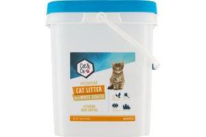 White Zeolite UnsctLitter 35Lb