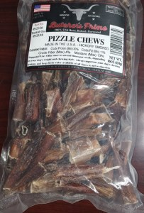 4 Inch Beef Pizzles 1Lb