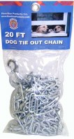 20X 4.0mm Tie Out Chain