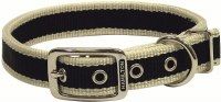 1x20 Ecru 3 Stripe Collar