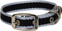 5/8x16 SkyBlue 3Stripe Collar