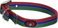 1x22 Green-Blue-Red Collar