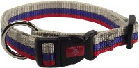 3/8x7-12 Grey-Blue-Red Collar