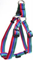 3/4x20-30 Grn-Blue-Red Harness
