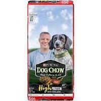 Dog Chow Hi-Pro Lamb 50Lb